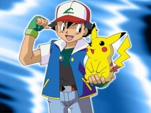 Ash Ketchum, protagonista de Pokemon