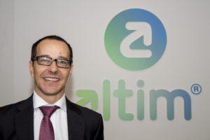 Alfredo Lagunar, gerente de innovación de altim