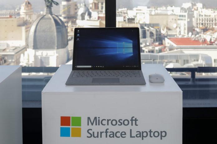 Nuevos modelos Surface