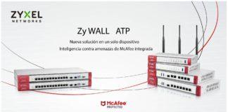 Soluciones de seguridad – antimalware – pymes – firewalls – Zyxel – McAfee – Revista Pymes – Revista TIC – Madrid – España