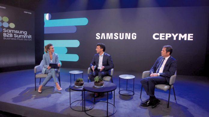 Samsung - Revista Pymes - Tai Editorial - España