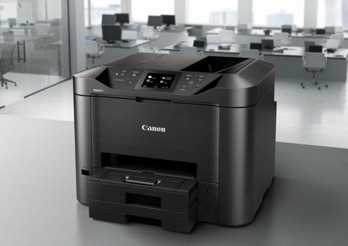 Canon - Revista Pymes - Tai Editorial - España