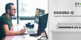 Switch multigigabit XGS1250-12-revistapymes-taieditorial-España
