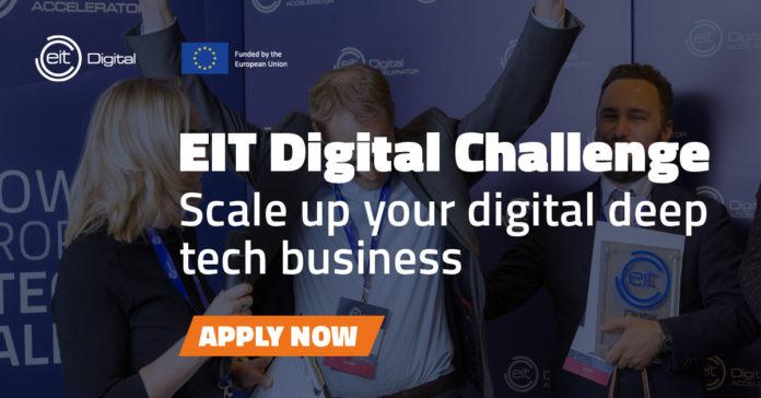 EIT Digital Challenge - Revista Pymes - Tai Editorial - España