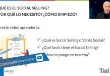 social selling - Revista Pymes - Tai Editorial - España